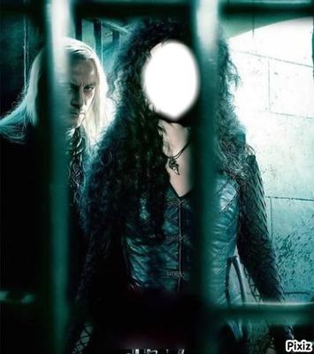 lucuis malefoy et bellatrix lestrange