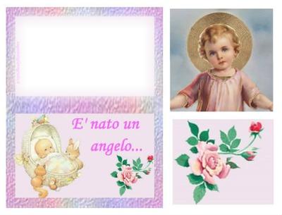 è nato un angelo
