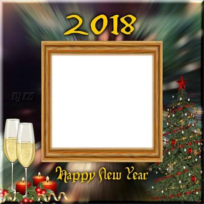 Dj CS 2018 Happy New Year s1