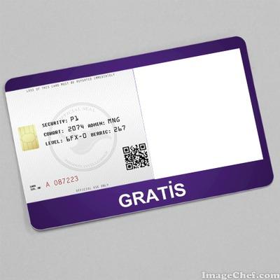 Gratis Card
