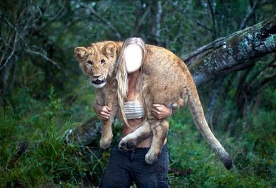 Femme de la jungle