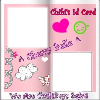 Chibi's Card