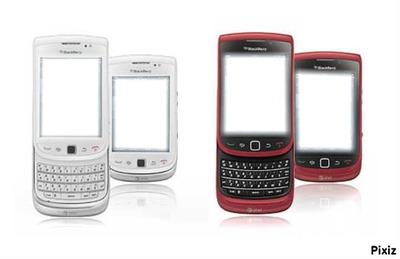 BlackBerry Torch ♥