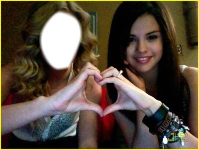 Celina y Selena