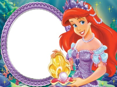 Cc princesa Ariel