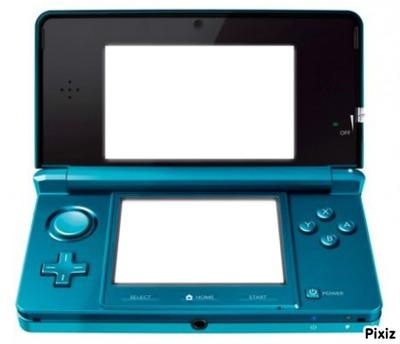 nintendo 3DS <3 de didine =)