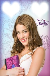 violetta dos corazones