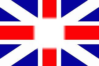 Drapeau de la Grande Bretagne.