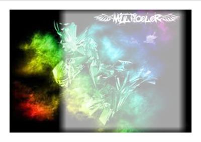effet multicolor