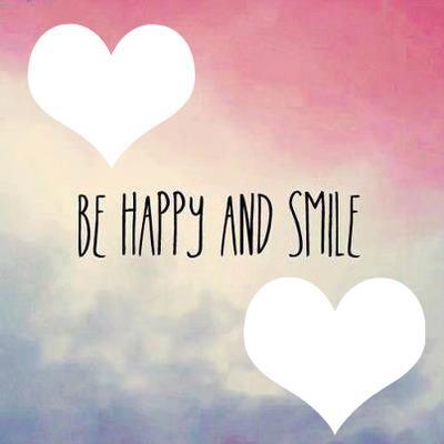 happy and smile