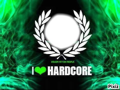 i love hardcore