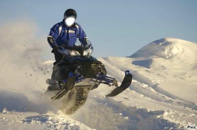moto ski