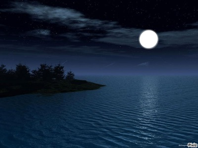 nuit de lune