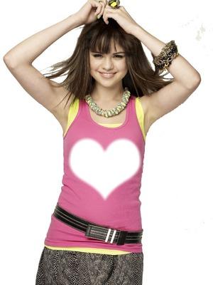 Remera de Selena