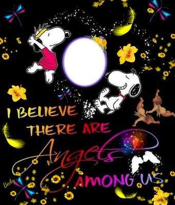 i belive in angels
