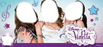 violetta y sus amigas