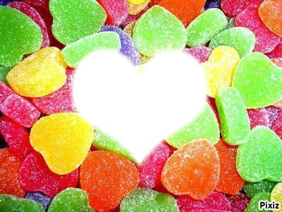 bonbon coeur