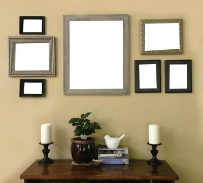 6 wall frame bill