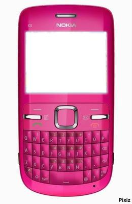 Nokia-C3-Rose