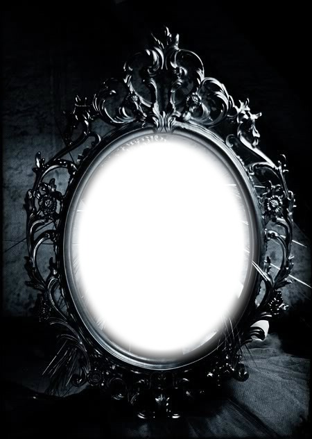 Montage photo miroir baroque pixiz for Miroir indonesia