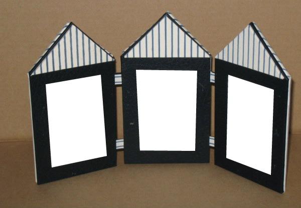 montage photo cadre maison pixiz. Black Bedroom Furniture Sets. Home Design Ideas