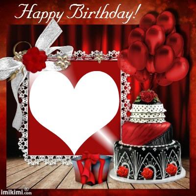 Photo Montage Happy Birthday Pixiz