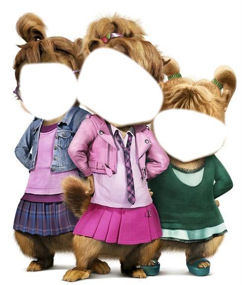 Montaje fotografico alvin y las ardillas pixiz for Alvin y las ardillas