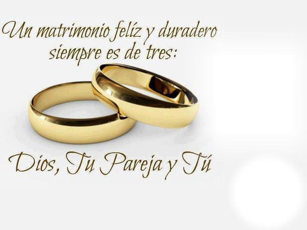 El Matrimonio Biblia Catolica : Montaje fotografico aniversario de bodas pixiz