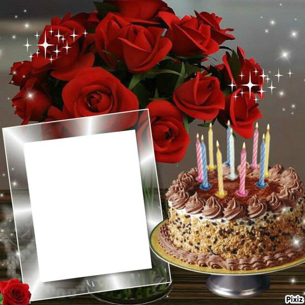 Montage photo anniversaire pixiz - Image pour anniversaire gratuite ...