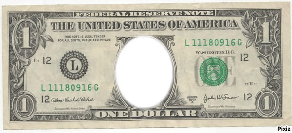100 dollar bill drop card template - photo montage dollar pixiz