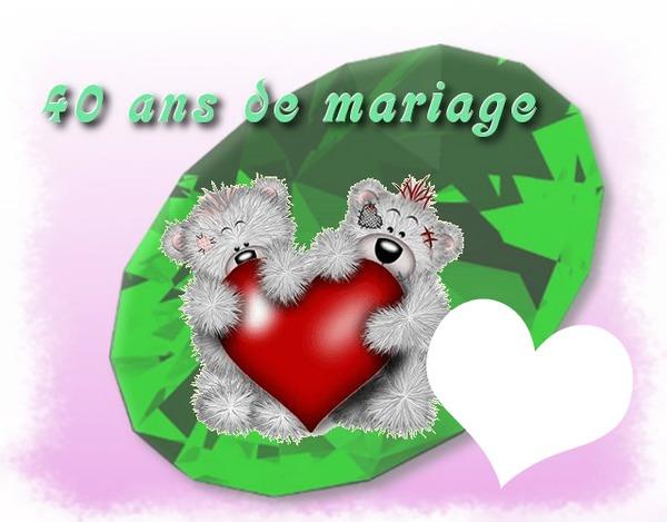 Photo Anniversaire De Mariage