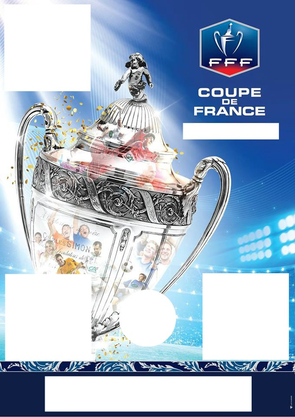 Montage photo coupe de france football pixiz - Coupe de france predictions ...